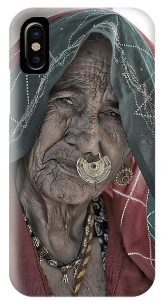 Bishnoi Woman IPhone Case