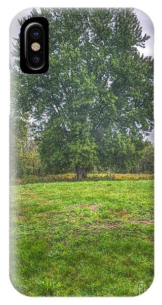 Blacklick Circle Earthwork IPhone Case