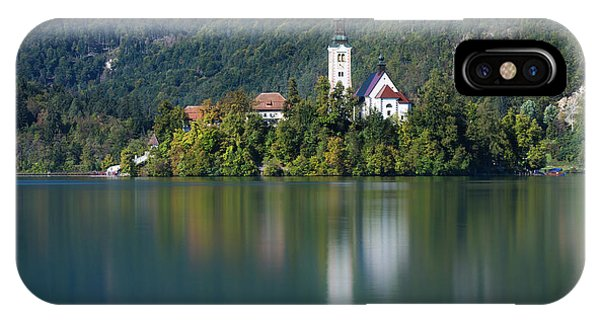 Bled Island IPhone Case