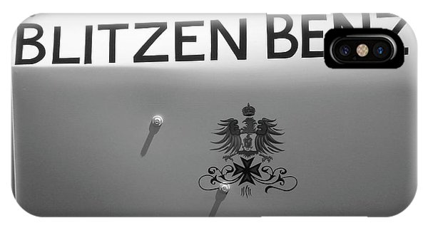 Monterey iPhone Case - Blitzen Benz by Naxart Studio