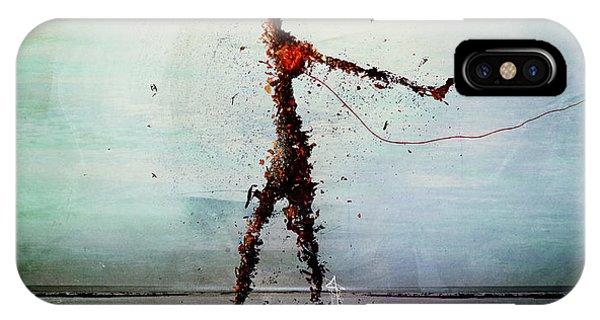 Fairytales iPhone Case - Blood by Mario Sanchez Nevado