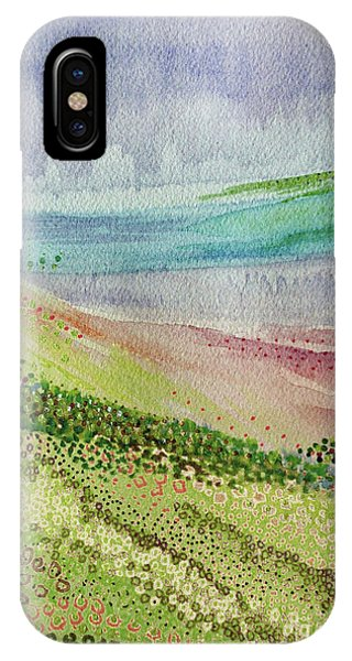 Blooming 1002 IPhone Case