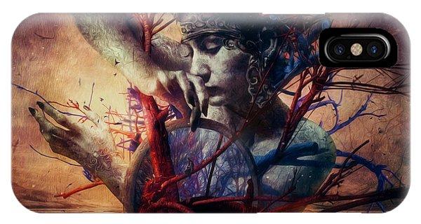 Fairytales iPhone Case - Blossom by Mario Sanchez Nevado