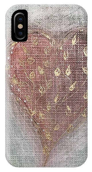 IPhone Case featuring the photograph Blossoming Love by Marianna Mills
