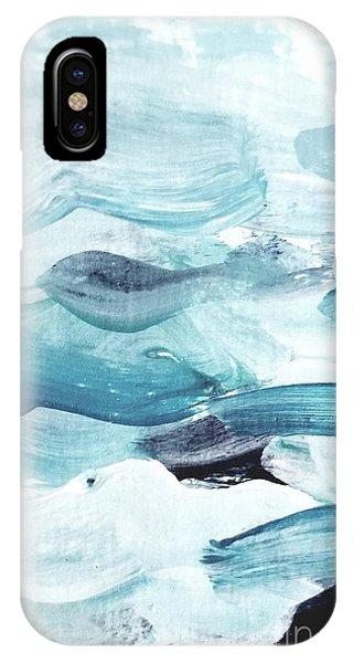 Blue #14 IPhone Case
