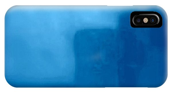 Blue Day - The Sound Of Silence  IPhone Case