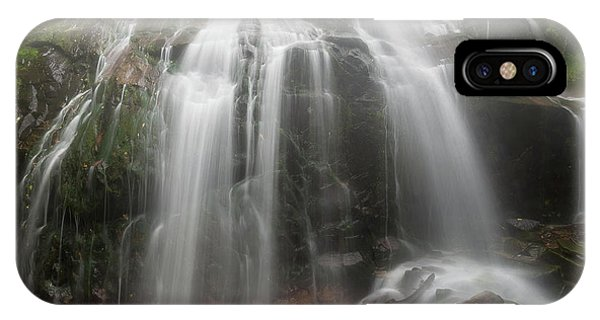 Blue Ridge Mountain Falls IPhone Case