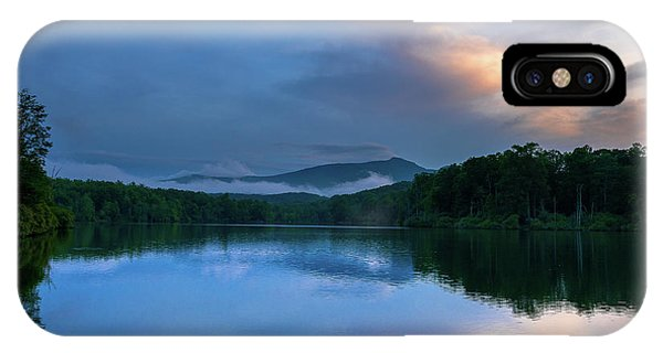 Blue Ridge Parkway - Price Lake - North Carolina IPhone Case