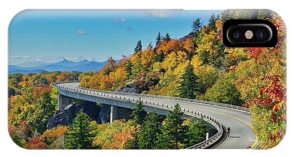 Blue Ridge Parkway Viaduct IPhone Case