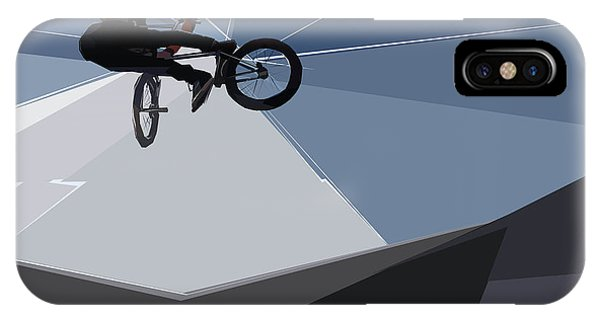 Bmx Biking  IPhone Case