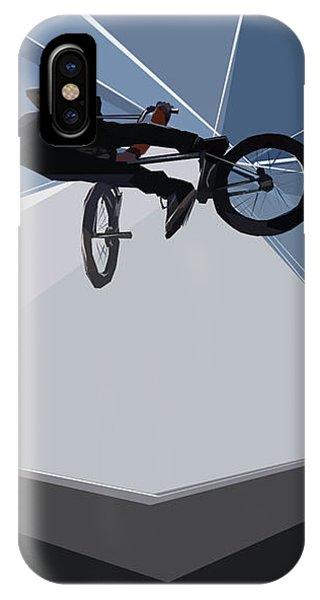 Bmx Biking  IPhone Case