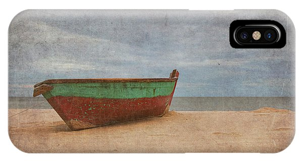 IPhone Case featuring the digital art Boat by Christopher Meade