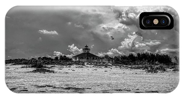 Boca Grande Lighthouse IPhone Case