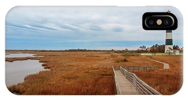 Bodie Island Lighthouse No. 3 IPhone Case