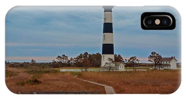 Bodie Island Lighthouse No. 4 IPhone Case