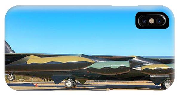 Boeing B52d Sac Bomber IPhone Case