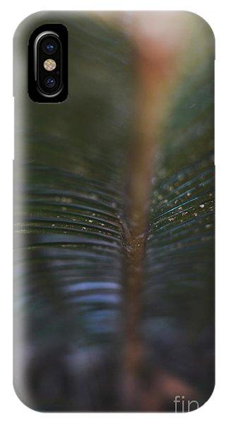 Bokeh Sparkles - Macro IPhone Case
