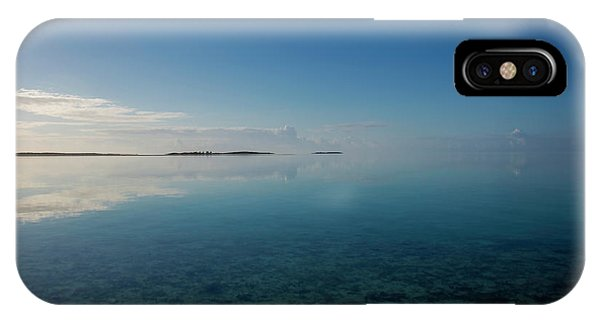 Bonefish Flats, Great Exuma IPhone Case
