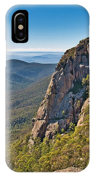 Booroomba Rocks Canberra IPhone Case
