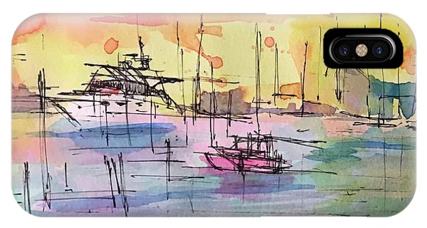 Boothbay 2  IPhone Case