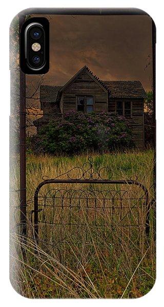 Boyd Farmhouse IPhone Case