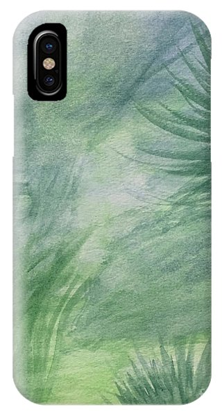 Beach Collection Breeze 1 IPhone Case