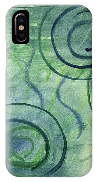 Beach Collection Breeze 2  IPhone Case