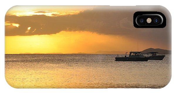 Brewers Bay Sundown IPhone Case
