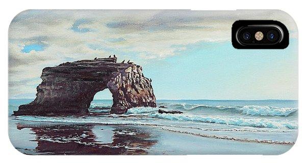 Bridge Rock IPhone Case