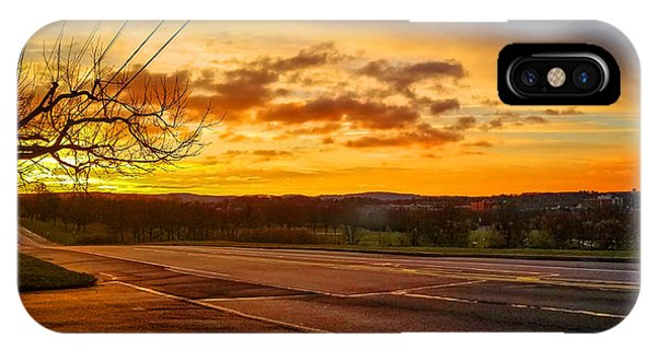 Broadway Sunrise IPhone Case