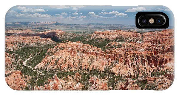 Bryce Canyon Trail IPhone Case