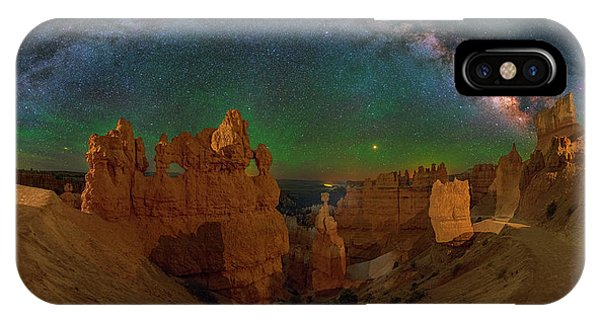 Bryce Panorama IPhone Case