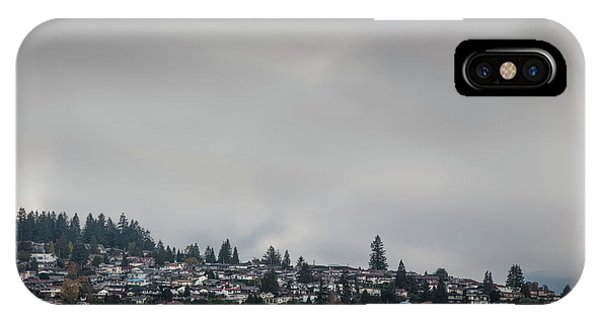Burnaby Hill IPhone Case