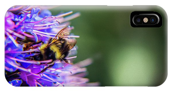 Busy Bee 2 IPhone Case