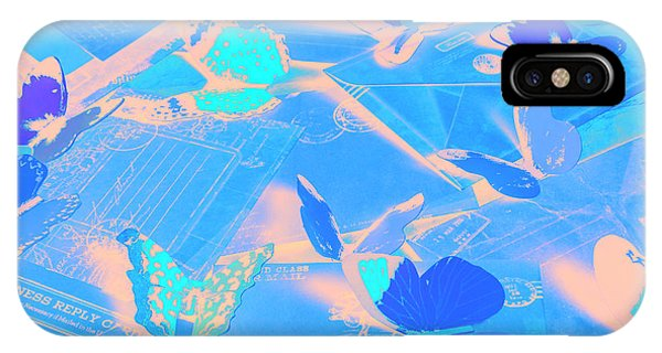 Tender iPhone Case - Butterfly Effects by Jorgo Photography - Wall Art Gallery