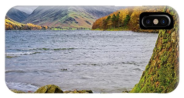 Buttermere Lake District IPhone Case