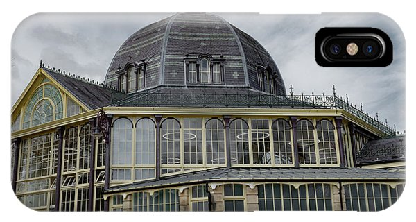 Buxton Octagon Hall At The Pavilion Gardens IPhone Case