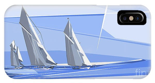 C-class Yachts IPhone Case