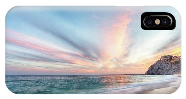 IPhone Case featuring the photograph Cabo San Lucas Beach Sunset Mexico by Nathan Bush