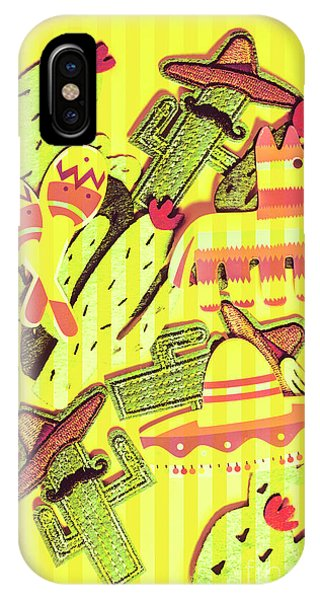 Cacti iPhone Case - Cactus Carnival by Jorgo Photography - Wall Art Gallery