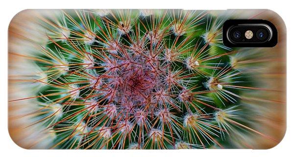 Cactus Cooler IPhone Case