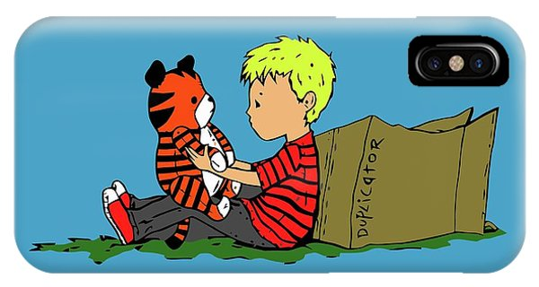 Calvin And Hobbes iPhone Cases   Fine Art America
