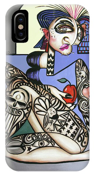 See iPhone Case - Can You See Me Now by Anthony Falbo