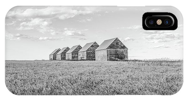 Canadian Prairies IPhone Case