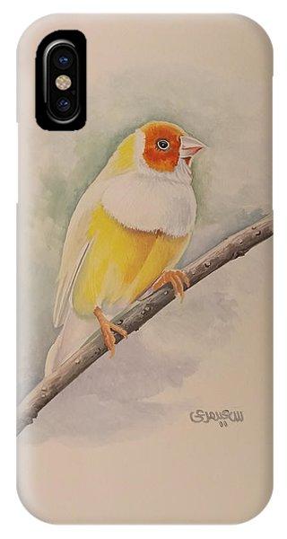 Canary Bird IPhone Case
