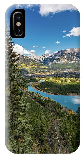Canmore And Kananaskis Alberta IPhone Case