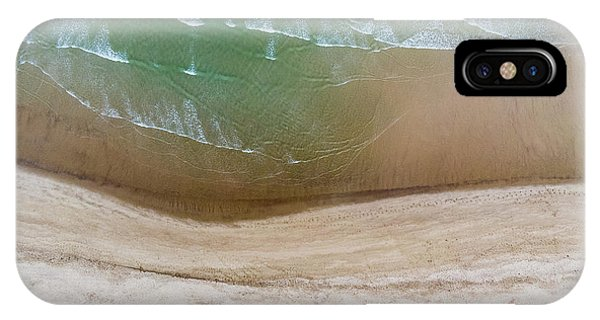Cape Cod Beach Abstract IPhone Case
