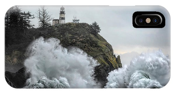 Cape Disappointment Chaos IPhone Case