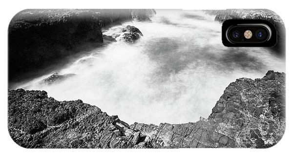 IPhone Case featuring the photograph Cape Perpetua by Whitney Goodey