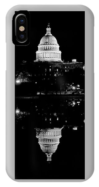 Capitol Upside Down IPhone Case